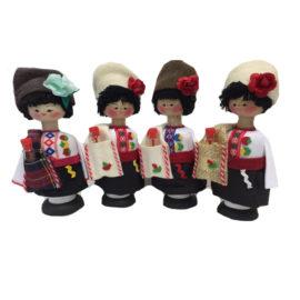 Битова национална кукла с носия-момче , национални кукли, битови сувенири, склад за сувенири на едро, София, увенири на едро , онлайн, пловдив, варна