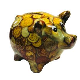 Касичка прасенце , китайски сувенири на едро от вносител, склад за китайски и български сувенири на едро, онлайн, ниски цени, сувенири на едро, детски касички за пари