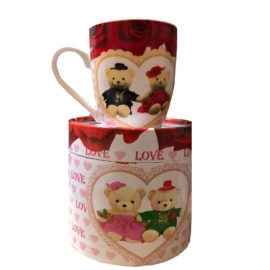 Чаша за чай и кафе в луксозна кутия - мечета , чаши ,порцелан на едро, китайски сувенири и подаръци на едро, вносител, склад на едро за сувенири и подаръци, софия, онлайн, ниски цени, голямо разнообразие на сувенири и подаръци на едро