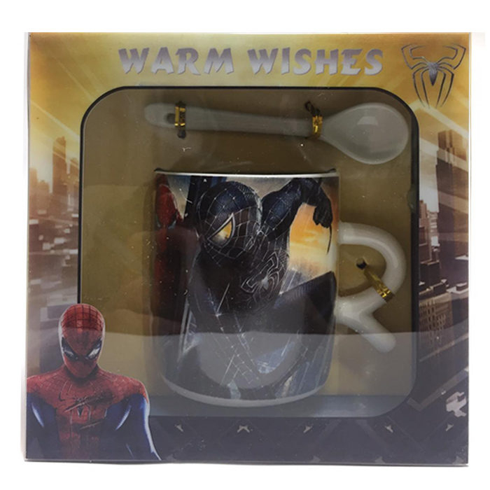Детска чаша SPIDER MAN